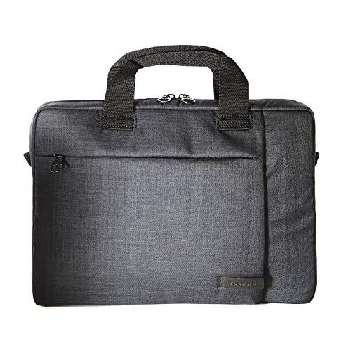 Tucano Svolta Tasche für Notebook/Tablet bis 35,6 cm (14 Zoll) schwarz