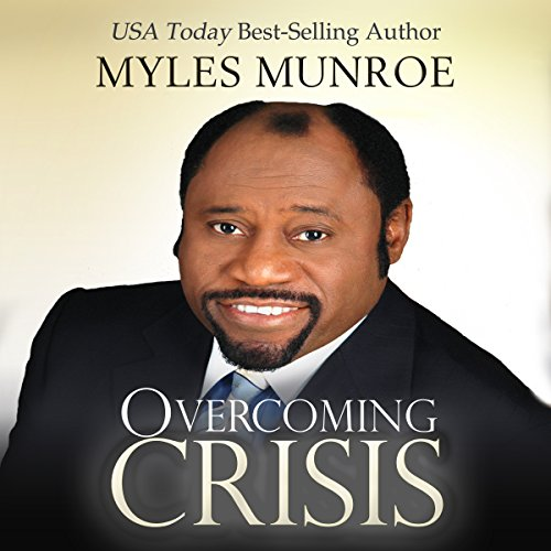 Overcoming Crisis audiobook cover art