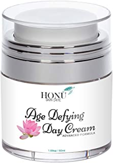 Anti Aging Face Cream & Wrinkle Cream - Perfect Day Cream Face Moisturizer - Proprietary Face Lotion Formula with Aloe Vera To Support Skin Hydration, Tightening, Brightening, Anti Wrinkle Cream