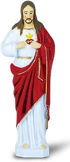 JMJ Products, LLC Sacred Heart of Jesus plastic statue - Six Inch boxed