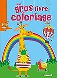 Mon gros livre de coloriage (Girafe)