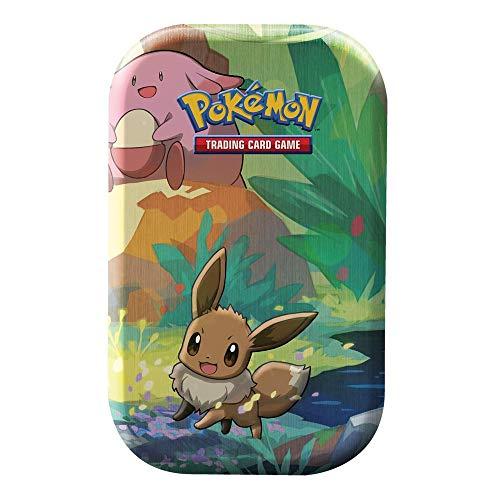 Lively Moments - Carte da Collezione Pokemon Mini Tin Box Evoli DE