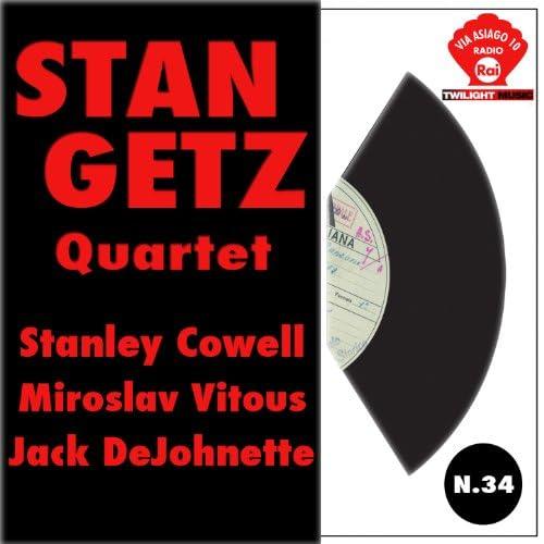 Stan Getz feat. Stanley Cowell, Miroslav Vitous & Jaques DeJohnette