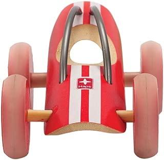 Hape e-Racer Monza Bamboo Kid's Toy Car
