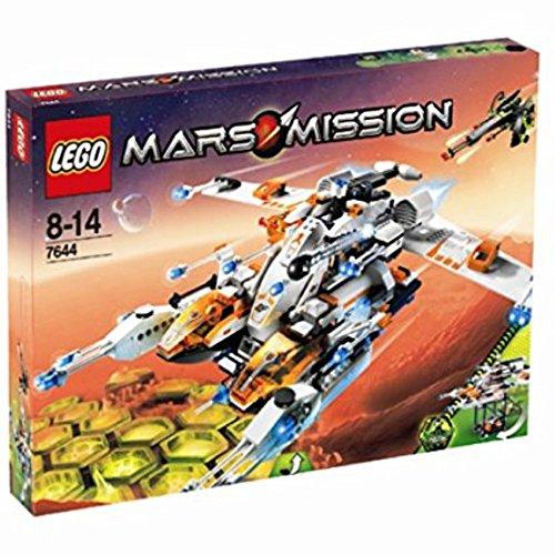 LEGO Mars Mission 7644 - MX-81 Überschall-Raumschiff