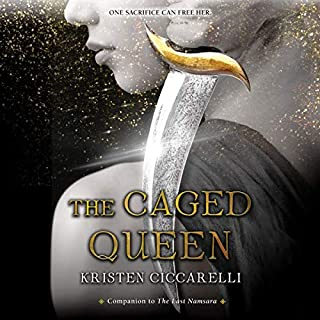 The Caged Queen                   Written by:                                                                                                                                 Kristen Ciccarelli                               Narrated by:                                                                                                                                 Aysha Kala                      Length: 10 hrs and 58 mins     2 ratings     Overall 5.0