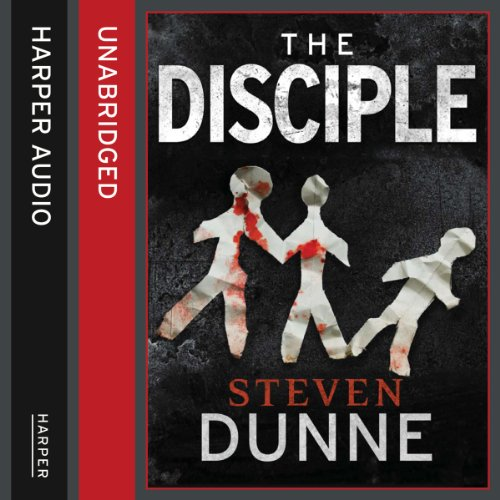 The Disciple audiobook cover art
