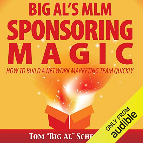 Big Al's MLM Sponsoring Magic Titelbild