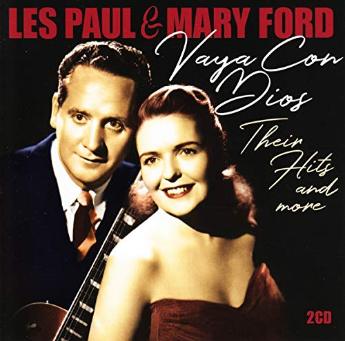 Vaya Con Dios -Their Hits - Les Paul & Mary Ford