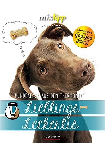 mixtipp: Lieblings-Leckerlis: Hundekekse aus dem Thermomix® (Kochen mit dem Thermomix®)