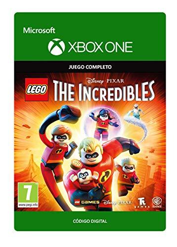 LEGO The Incredibles - Xbox One - Código de descarga
