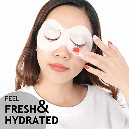 51v7VU5kq3L - MECMOR Anti-aging Eye Treatment Mask 8 Pairs for Reducing Fine Lines and Dark Circles, Eye Mask for Puffiness, Additive Free Tightening Moisturizing Hydrating Skin for Women and Men, For All Skin Type