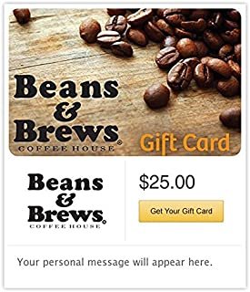 beans and brews gift card