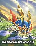 Pokémon Livre de coloriage: meilleure page de coloriage pour les enfants et les adultes
