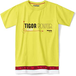 Camiseta Tigor T. Tigre Infantil - 10208402i