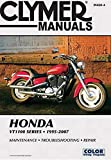 Honda VT1100 Shadow Series Motorcycle (1995-2007) Service Repair Manual