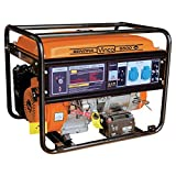 Generatore di corrente Vinco 5,5 kW benzina monofase