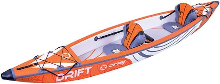 Kayak canoa gonfiabile zray, kayak drift 37417