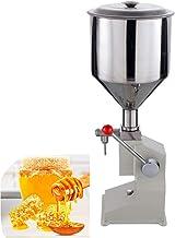 MMUY-1 Pâte Manuelle Machine De Remplissage Liquide, La Buse De Décharge en Acier Inoxydable, Adapté Forhoney, Beurre D'ar...