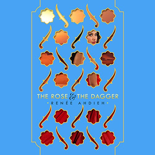 The Rose & the Dagger audiobook cover art