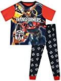 Transformers Pijamas de Manga Corta para niños Bumblebee Optimus Prime Multicolor 4-5 Años
