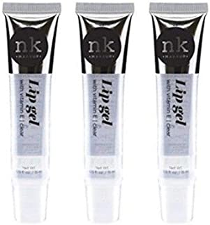 (3 Pack) NICKA K Lip Gel Clear
