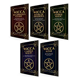 Witchcraft: Wicca for Beginners, Book of Shadows, Candle Magic, Herbal Magic, Wicca Altar (Witchcraft supplies, Witchcraft Books, Witchcraft Spell Books 5) (English Edition) eBook: Holt, Valerie W.: Amazon.es: Tienda Kindle