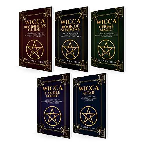 Witchcraft: Wicca for Beginner's, Book of Shadows,...