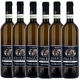 Greco di Tufo DOCG 2016   I Favati   Vino Bianco di Avellino   6 Bottiglie da 75cl   Packaging Esclusivo   Idea Regalo