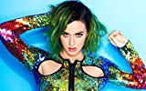 Worlds of Wonder Poster Katy Perry American Sänger
