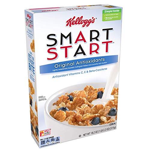 Kelloggs Smart Start Original Antioxidants Cereal 18.2 oz