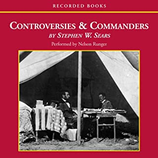Controversies and Commanders cover art