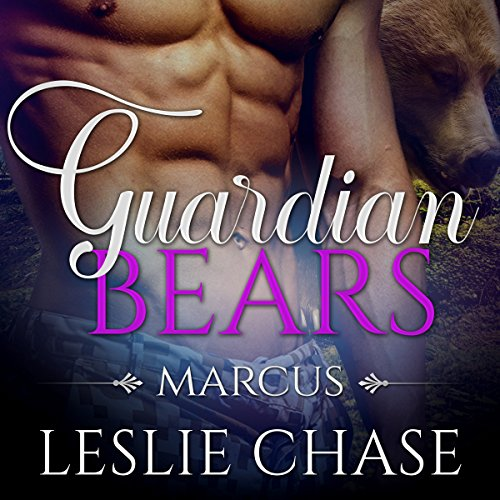 Guardian Bears: Marcus audiobook cover art
