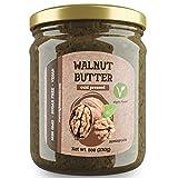 Mantequilla de Nuez y Nueces 230 gr | Crudo Prensado en Frío | Sin Azúcar Añadido | Un Ingrediente | Vegano | 100% Superalimento