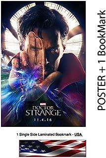 Doctor Strange Movie Poster, Benedict Cumberbatch, Size 12x18 (Glossy Photo Paper) …
