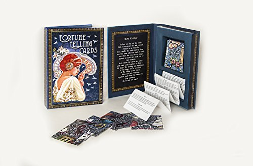 FORTUNE TELLING CARDS GAME
