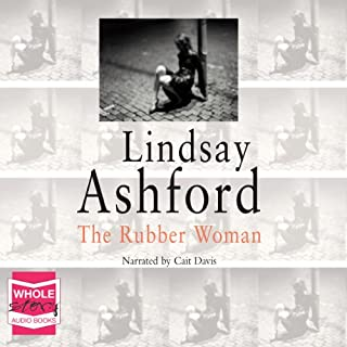 The Rubber Woman audiobook cover art