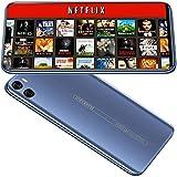 Smartphone Debloqué 64GB 4 Go Quad Core Telephone Portable debloqué 4G 5,85'' HD,Double Nano-SIM, Face ID Smartphone...