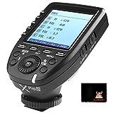 Godox Xpro-N i-TTL 1 / 8000s HSS LCD Grande 2.4G Inalámbrico X Sistema Alta Velocidad Flash Disparo para Nikon Cámaras D5 D4 0300S D300 D500 D810 D3100 D3200 D5200 (Xpro-N)