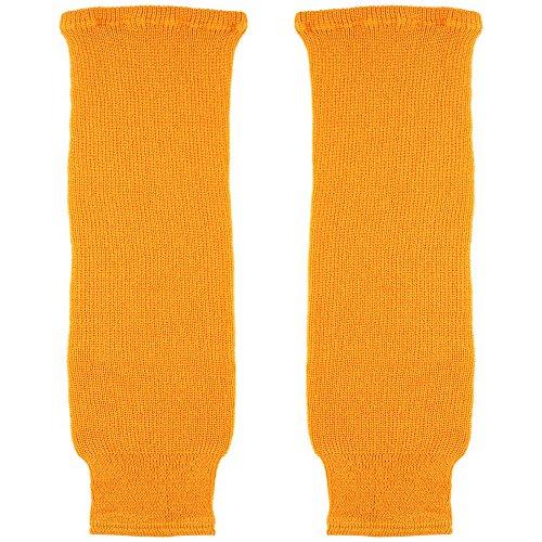 CCM - CCM Socks Knitted - - Sunflower JR 20inch