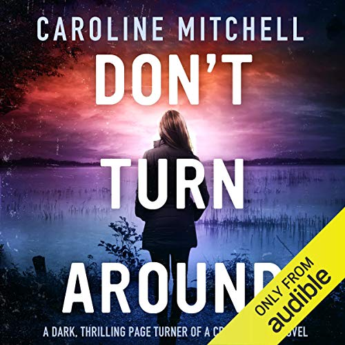 Don't Turn Around audiobook cover art