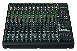 Mackie 1642-VLZ4 mezclador DJ - Mezclador para DJ (-82 Db, 10-100 Hz, 22 Ohmio, 22...