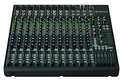 Mackie 1642-vlz4DJ-Mixer–DJ-Mixer (-82dB, 10–100Hz, 22Ohm, 22Ohm, 50W, 42,5cm