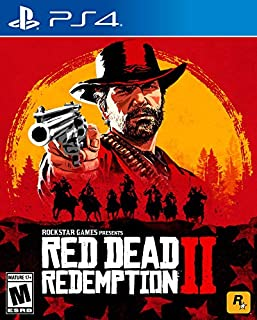 Red Dead Redemption 2 - Standard Edition - PlayStation 4 (B01M8K0P3K) | Amazon price tracker / tracking, Amazon price history charts, Amazon price watches, Amazon price drop alerts