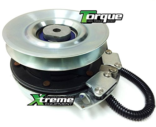 Xtreme Outdoor Power Equipment X0545 Compatible with/Replacement for: Troy Bilt 917-05123A PTO Clutch with High Torque & Bearing Upgrade
