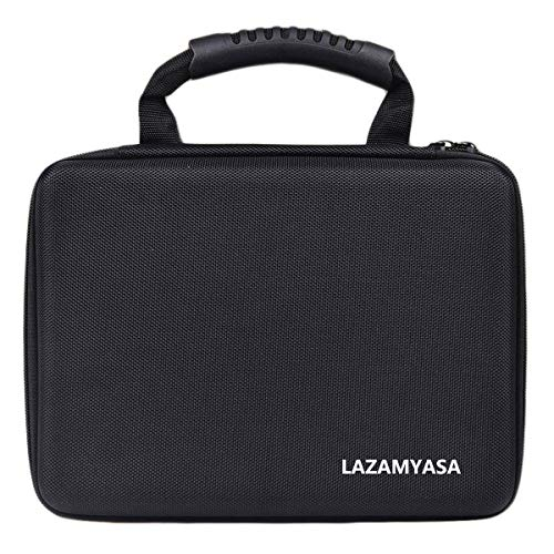 LAZAMYASA Portable Card Game Case for 2,400+ Cards Box. Fits Main Game and All Expansions (Extra Large) image