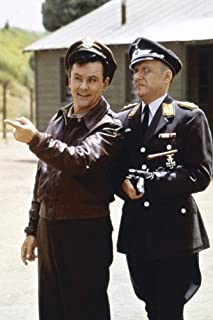 Bob Crane and Werner Klemperer in Hogan's Heroes in Stalag 13 11x17 Mini Poster