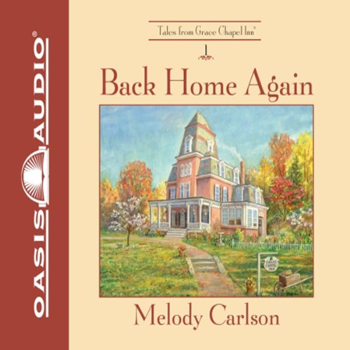 Back Home Again audiobook cover art