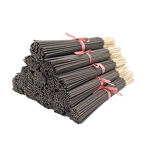 Aroma Depot Patchouli Most Exotic Incense Sticks. Approx 85 to 100 Sticks Per Bundle, Length - 10.5 Inches, Each Natural Stick Burns for 45 mins to 1 Hour Each. Long Lasting Guarantee 100% Pure