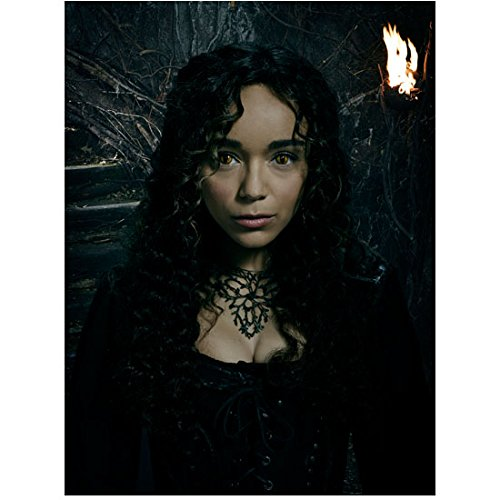 Salem (TV Show) Ashley Madekwe as Tituba Close Up by Torch 8 x 10 Inch Photo